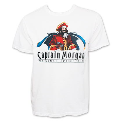 T-shirt Captain Morgan Logo