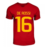T-shirt Rome (Rouge)