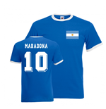 T-shirt Argentine Football (bleue)