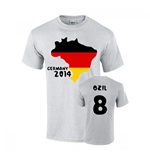 T-shirt Allemagne Football