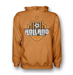 Sweat shirt Hollande Football (Orange)
