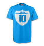T-shirt Argentine Football (Sky blue)