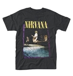 T-shirt Nirvana - Stage Jump