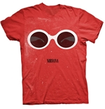 T-shirt Nirvana - Sunglasses