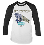 T-shirt Manches 3/4 Led Zeppelin Physical Graffiti