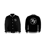 Veste Varsity Foo Fighters - Initiales