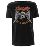 T-shirt Aerosmith Back In The Saddle