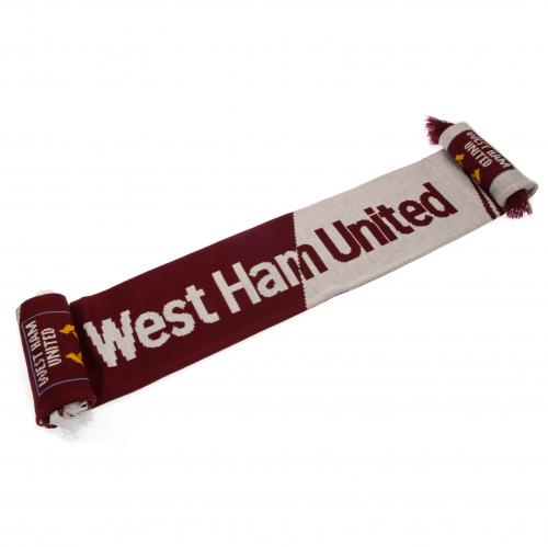 Écharpe West Ham United FC