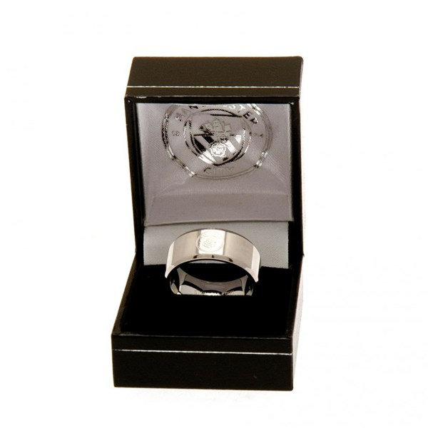 Bague Manchester City FC - Taille S