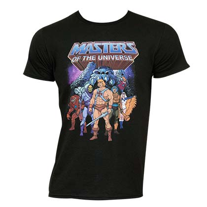 T-shirt Masters Of The Universe - Graphic Logo