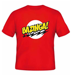 T-shirt Big Bang Theory - Bazinga