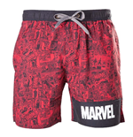 Short de Bain Marvel Superheroes - Logo