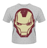T-shirt Marvel Avengers Assemble - Iron Man Mask