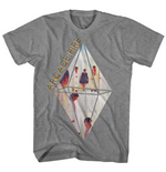 T-shirt Arcade Fire - Diamond