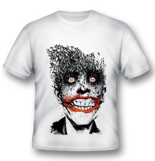T-shirt Joker By Jock