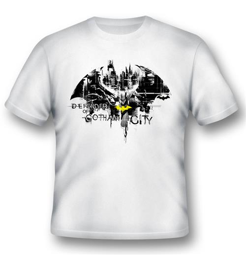 T-shirt Batman Defender Of Gotham City