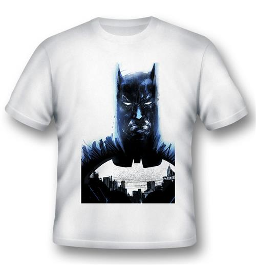 T-shirt Batman New 52 City
