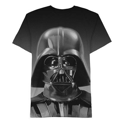T-shirt Star Wars - Dark Vador Graphic
