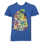 T-shirt NickToons pour homme