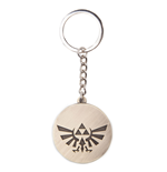 Porte-clés The Legend of Zelda Logo Triforce
