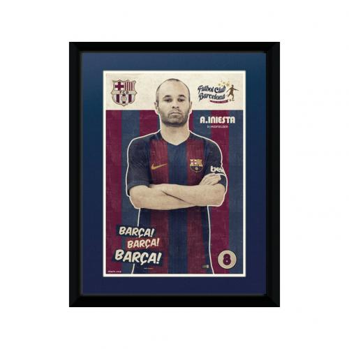 Poster FC Barcelone 236331