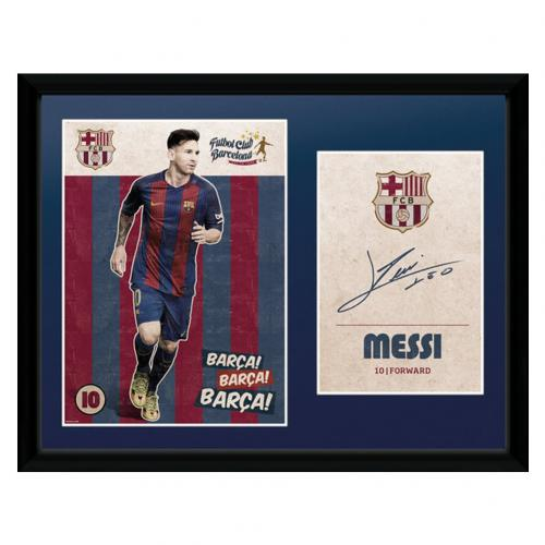Poster FC Barcelone 236332