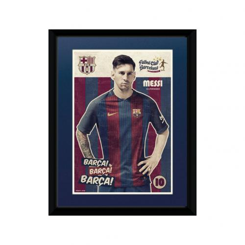 Poster FC Barcelone 236333