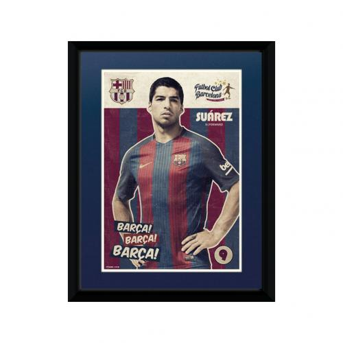 Poster FC Barcelone 236336