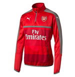 Sweat shirt Arsenal 2016-2017 (Rouge)