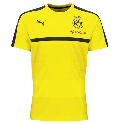 Maillot entrainement Borussia Dortmund 2017