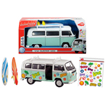 Camping-Car Miniature VolksWagen Dickie Toys