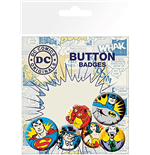 Badge Superheroes DC Comics 237128