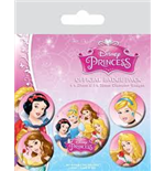 Badge Principesse Disney  237148