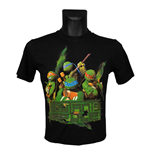 T-shirt Tortues ninja 237274