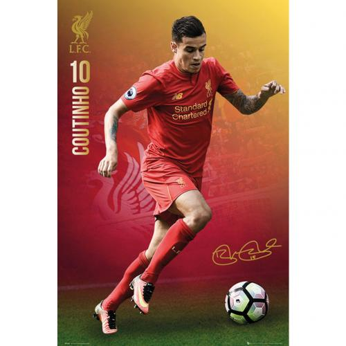 Poster Liverpool FC 237381