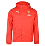 Veste Imperméable Arsenal FC Puma 2016-2017 (Rouge)