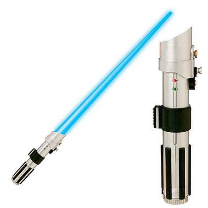Sabre Laser Star Wars - Luke Skywalker