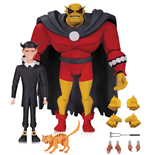 Batman The Animated Series pack 2 figurines Etrigan with Klarion 15 cm