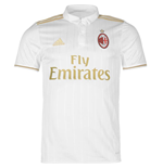 Maillot de Football AC Milan Adidas Away 2016-2017 (Enfants)