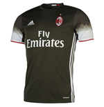 Maillot de Football AC Milan Adidas Third 2016-2017 (Enfants)