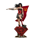 DC Comics statuette Premium Format Wonder Woman Red Son 56 cm