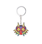 The Legend of Zelda porte-clés caoutchouc Majora's Mask 7 cm