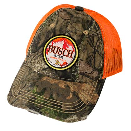 Casquette Bush Beer - Camouflage