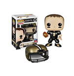 NFL POP! Football Vinyl Figurine Drew Brees (Saints) 9 cm