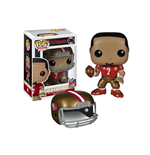 NFL POP! Football Vinyl Figurine Colin Kaepernick (SF 49ers) 9 cm