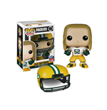 NFL POP! Football Vinyl Figurine Clay Matthews (Packers) 9 cm