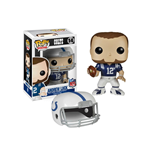 NFL POP! Football Vinyl Figurine Andrew Luck (Colts) 9 cm