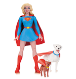 DC Comics Designer figurine Supergirl by Darwyn Cooke 17 cm