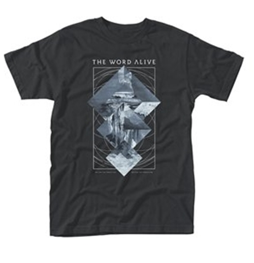 T-shirt The Word Alive CONVICTION