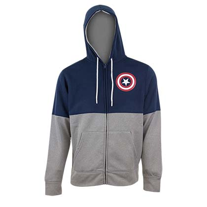 Sweat à Capuche Captain America